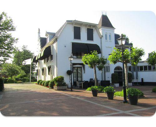 De villa van Herberg Welgelegen in Valkenburg (Z-H), inspiratiebron van Herberg Thuis